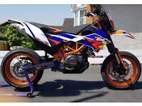 2014 KTM 690 SMC R