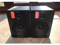 M Audio Bx5 D2 Studio Monitors