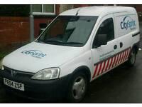 2004 (04) Vauxhall Combo Van
