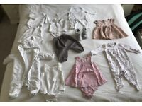 Little White Company baby clothes bundle (0-6 months)