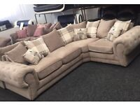 << CASH ON DELIVERY >> NEW BRANDED HIGH QUALITY VERONA CORNER SOFA OR 3+2 SOFA AVAILABLE IN STOCK