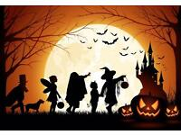 Looking for Halloween decorations and props