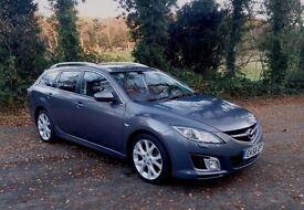 Mazda 6 2008 2.0 diesel