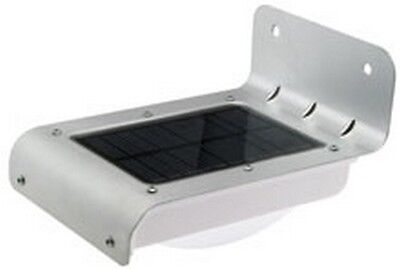 33600070 Solar Step Marker with Sensor and Panel Photovoltaic
