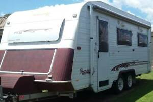 2004 Roadstar Voyager, single beds, annex, Gympie Gympie Area Preview