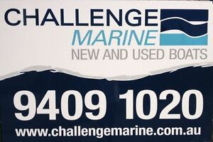 Challenge Marine Need More Boats to sell ! Wangara Wanneroo Area Preview