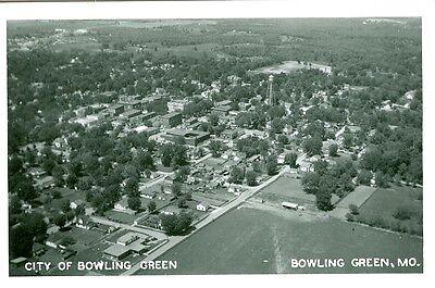 Bowling Green Mo View Of Bowling Green Rppc