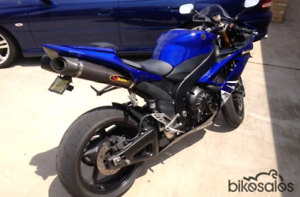 2008 Yamaha YZF-R1 Super Sport