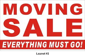 MOVING SALE - CLOTHES, SHOES, PURSES & much more!
