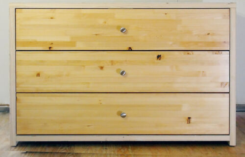 Singcore 3 Drawer Dresser - Chest Of Drawers - Sideboard