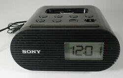 Sony ICF-C05iP iPod Dock Alarm Clock Radio, Sony Clock Radio iPod Dock