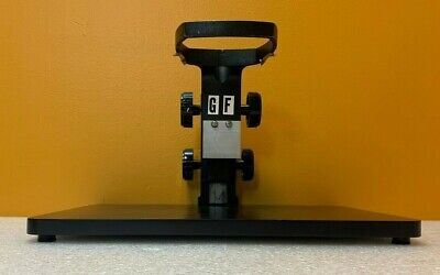 Bausch Lomb Bl 31-26-95  K Microscope Stand Focus Mount.  Tested
