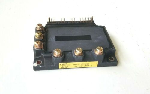 FUJI ELECTRIC MODULE 6MBP75RA060