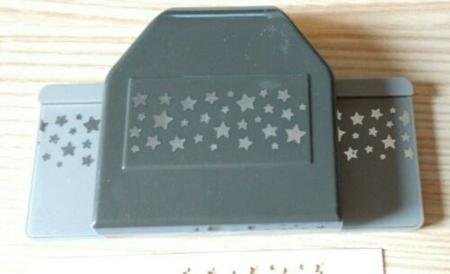 Stampin Up Paper Craft Punch Star Heart ~ P8