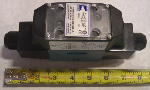 Continental Solenoid Operated Directional Valve