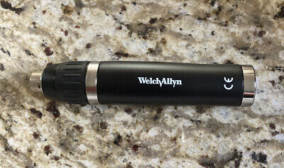 Welch Allyn Lithium Ion Handle 71910 Without Ac Charger 71900 For Otoscope Set