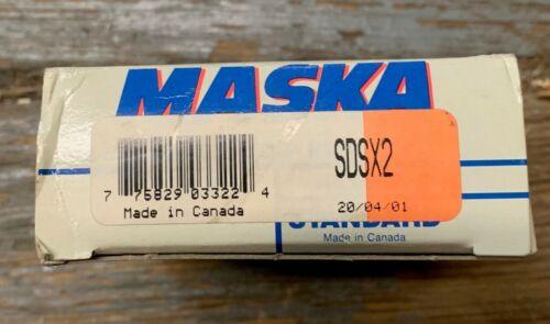 MASKA SDSX2 QD BUSHING NEW IN PACKAGE
