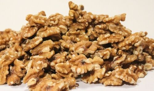 Raw Shelled Premium California Walnuts - Halves - No Pieces - 3 LBS - Fast Ship