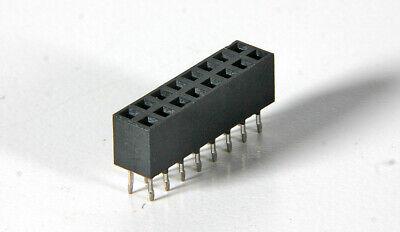 Pcb Header Connector - 16 Pin - 25 Pieces