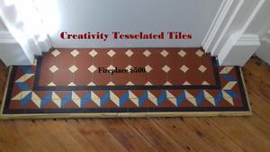 Creativity Tesselated Tiles Sydney City Inner Sydney Preview