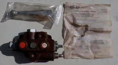 One Spool Cross Hydraulic Valve Kubota Ford John Deere Sba2 Ba11ag3eo 131135