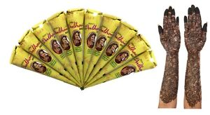 45g Pure Henna Mehndi Tattoo Cone. No Chemicals. No PPD. **FREE Shipping USA