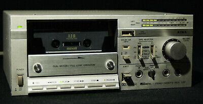 AIWA SD-L50 Mini Component Cassette Tape Deck Serviced NICE! segunda mano  Embacar hacia Mexico