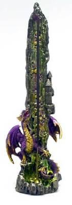 (Purple Dragon Guardian Tower Castle 10