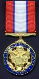 """USA """"FOR DISTINGUISHED SERVICE"""" MILITARY MEDAL. East Perth Perth City Preview"""