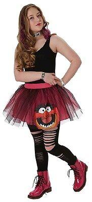 Damen Teen Disney die Muppets Tier Tutu Kostüm Kleid Outfit Satz ()