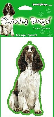 Springer Spaniel Fragrant Air Freshener
