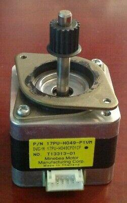 Minebea Stepper Motor 17pu-h049-p1vm 17pu-h049cp01cf T13313-01 Toshiba Estudio