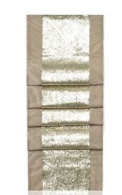 Next sequin table runner.
