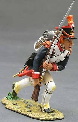 KING & COUNTRY THE AGE OF NAPOLEON NA102 FRENCH LINE INFANTRY ADVANCING MIB