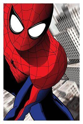 New Classic Comic Spider-Man 3D Printing - Classic Spiderman Suit