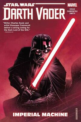 STAR WARS DARTH VADER Dark Lord of Sith VOLUME 1 IMPERIAL MACHINE GRAPHIC NOVEL