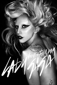 Lady Gaga (Born This Way) - Maxi Poster