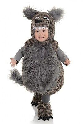 Underwraps Wolf Bauch Babys Kinder Kleinkind Halloween Kostüm 26107
