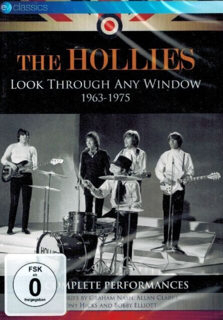 DVD NEU/OVP - The Hollies - Look Through Any Window - 1963-1975