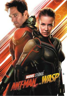 Marvel's Ant-Man And The Wasp (DVD, 2018) Reordering Again/ Ship Out Oct 23