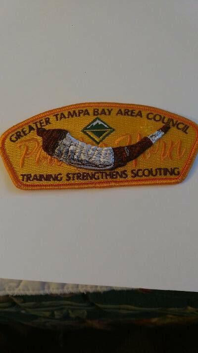 BSA, Greater Tampa Bay Area Council, CSP Powder Horn 2020