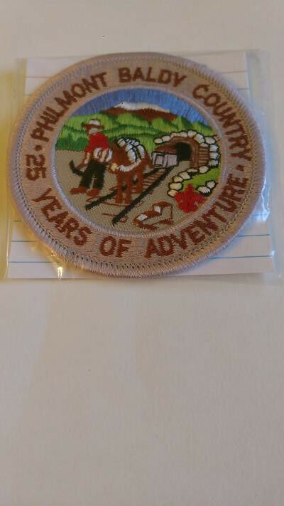 BSA, Camp Philmont Baldy Country, 25 years of adventure