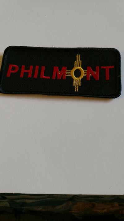 BSA, Philmont hat patch
