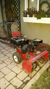 "8HP 24"" Sno-Power Snowblower For Sale"