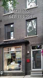 STOREFRONT FOR RENT IN TRENDY LESLIEVILLE!