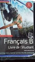 French Tutoring (grade 6 to12),IB French (SL, HL), IBT,,univers