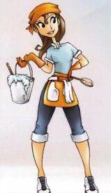Trusty CLEANER housekeeper