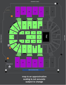 AMAZING JAMES TAYLOR FLOOR and LOWER BOWL TICKETS !!!