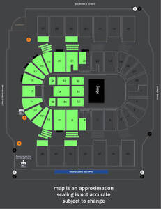 THE NEXT STEP AWESOME FLOOR TICKETS FOR SALE !!!