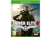 Sniper elite 4 XB1